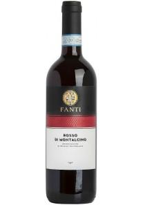 Rosso di Montalcino Fanti 2015 0,75 lt.