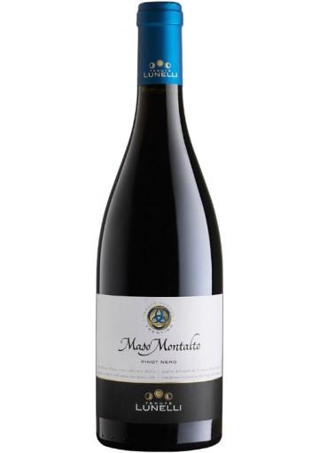 Pinot Nero Lunelli Maso Montalto 2015 0,75 lt.