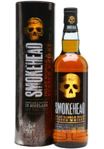 Whisky Smokehead Islay Single Malt 0,70 lt.