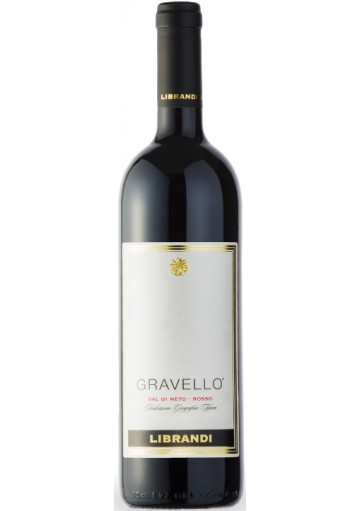 Gravello Librandi 2015 0,75 lt.