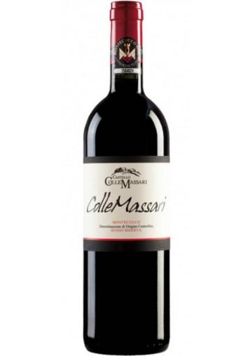 Montecucco Colle Massari Riserva 2015 0,75 lt.