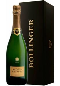 Champagne Bollinger R. D. 2004 0,75 lt.