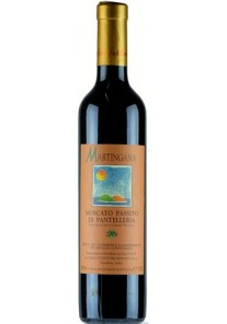 Moscato Passito di Pantelleria Naturale Murana Martingana 2009 0,50 lt.
