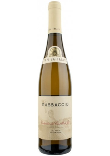 Verdicchio Fazi Battaglia Massaccio 2002 0,75 lt.