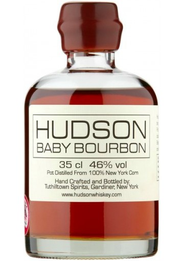 Whisky Hudson Baby Bourbon 350 ml.