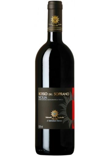 Rosso del Soprano Palari 2014 0,75 lt.
