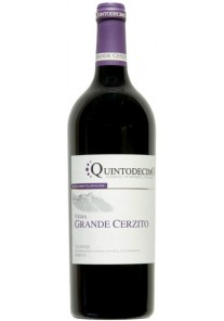 Taurasi Vigna Grande Cerzito Quintodecimo 2014 0,75 lt.