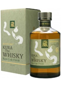 Whisky Kura Blended Rum Cask Finish 0,70 lt.
