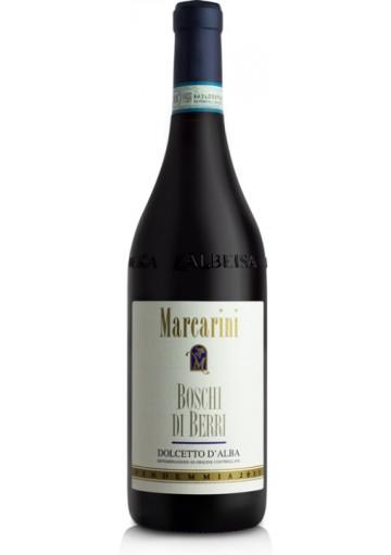 Dolcetto d\'Alba Marcarini Boschi di Berri 2011 0,75 lt.