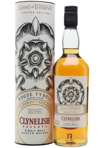 Whisky Clynelish Single Malt Reserve Game Of Thrones Limited Edition 0,70 lt.