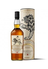 Whisky Lagavulin Single Malt 9 Anni Game Of Thrones Limited Edition 0,70 lt.
