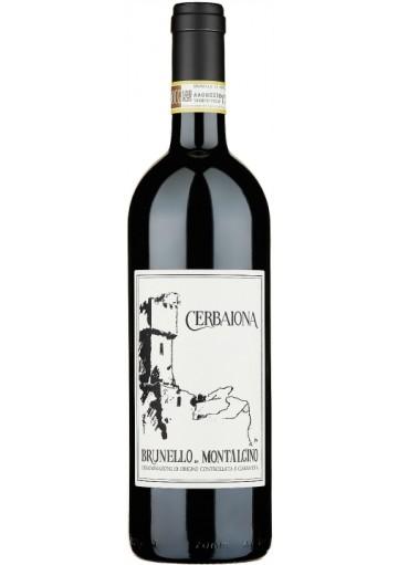 Brunello di Montalcino Cerbaiona 2013 0,75 lt.