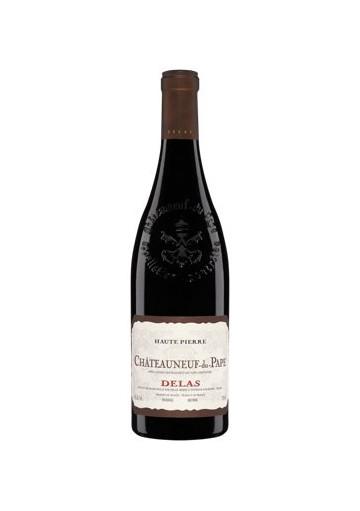 Chateauneuf du Pape Haute Pierre Delas 2016 0,75 lt.