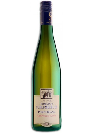 Pinot Bianco Les Princes Abbès Domaines Schlumberger 2007 0,75 lt.