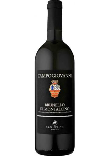 Brunello di Montalcino Campogiovanni 2014  0,75 lt.