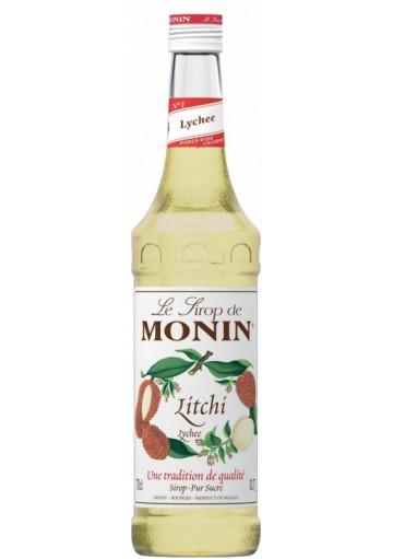 Sciroppo Litchi Monin 0,70 lt.