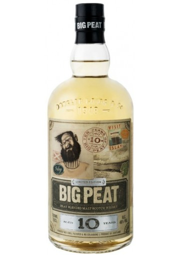 Whisky Big Peat 10 Anni 0,70 lt.