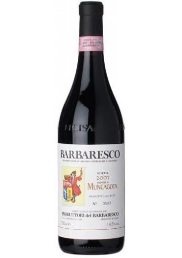 Barbaresco Cantina Produttori del Barbaresco Riserva Muncagota 2014  0,75 lt.
