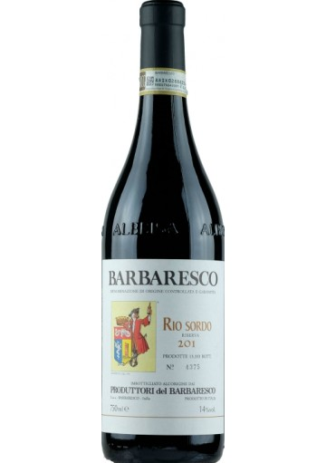 Barbaresco Cantina Produttori del Barbaresco Rio Sordo  Riserva 2014 0,75 lt.