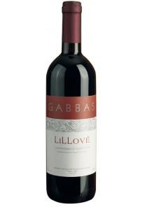 Cannonau di Sardegna Gabbas Lillove\' 2017 0,75 lt.