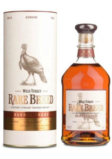 Whisky Wild Turkey Rare Breed Barrel Proof  0,70 lt.