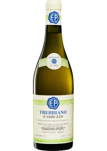 Trebbiano D\'Abruzzo Emidio Pepe 2017  0,75 lt.