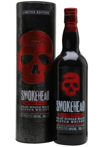 Whisky Smokehead Sherry Bomb Islay Single Malt 0,70 lt.