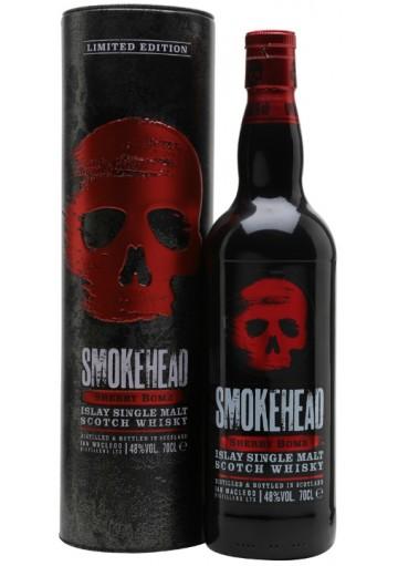 Whisky Smokehead Sherry Bomb Islay Single Malt  0,70 lt.