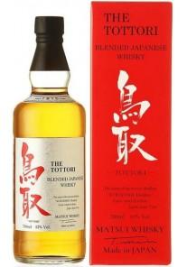 Whisky The Tottori Blended  0,70 lt.