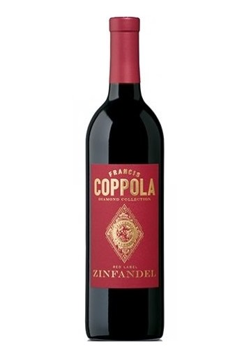 Zinfandel Diamond Collection Francis Coppola  2016  0,75 lt.