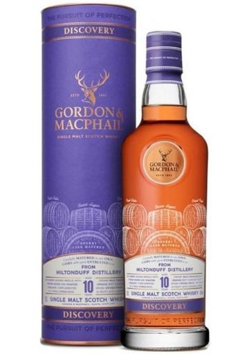 Whisky Milton Duff  Gordon & Macphail  10 Anni  0,70 lt.