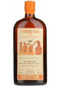 Rum Jamaica Worthy Park 2007 0,70 lt.