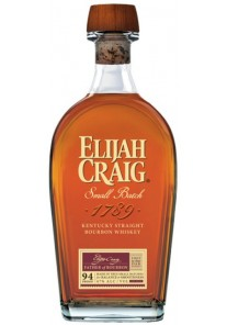 Whisky Elijah Craig  0,70 lt.