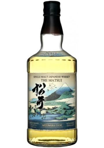 Whisky The Matsui Mizunara Cask Single Malt 0,70 lt.