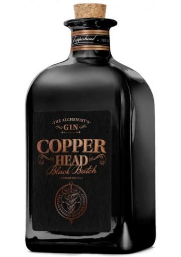 Gin CopperHead Black Batch 0,50 lt.