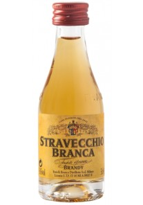 Brandy Stravecchio Branca mignon 3 cl.