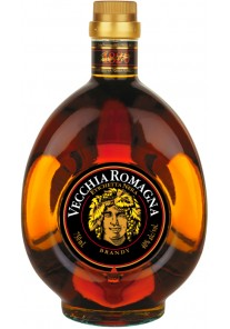 Brandy Vecchia Romagna mignon  3 cl.