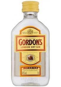 Gin Gordon\'s mignon  5 cl.