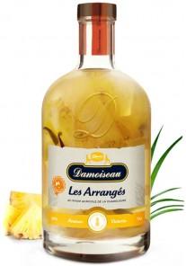 Rum Damoiseau Les Arranges Ananas Victoria 0,70 lt.