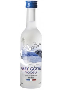 Vodka Grey Goose mignon  5 cl.