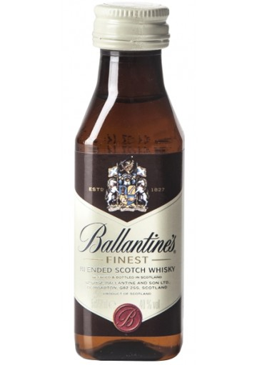 Whisky Ballantine\'s Mignon 5 cl.