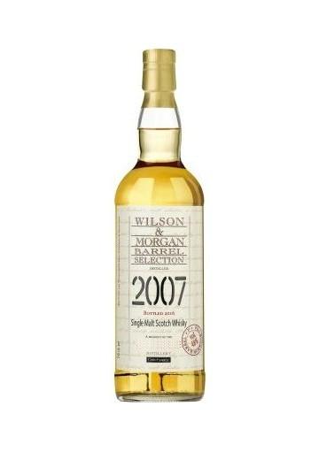 Whisky Haddock  Wilson & Morgan 2007 bottled 2019  0,75 lt.