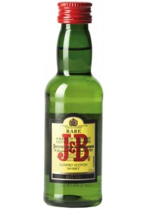 Whisky J & B mignon 5 cl.