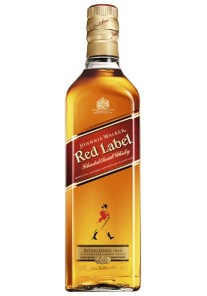 Whisky Johnnie Walker Blended Red Label Mignon