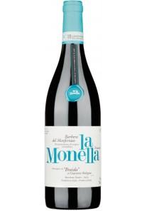 Barbera del Monferrato La Monella 2018 0,75 lt.