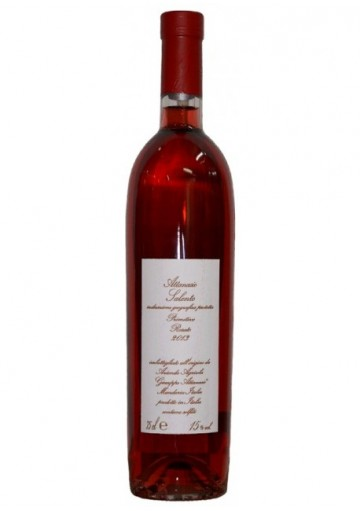 Attanasio rosato 2015 0,75 lt.