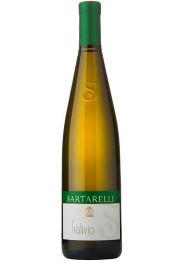 Verdicchio Sartarelli Tralivio 2017  0,75 lt.