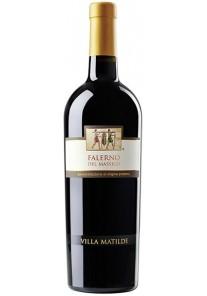 Falerno del Massico Villa Matilde Rosso 2015  0,75 lt.