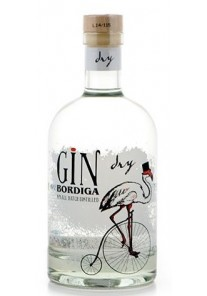 Gin Bordiga Dry  0,70 lt.