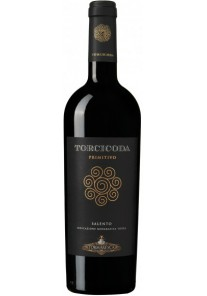Primitivo del Salento Torcicoda Tormaresca 2017  0,75 lt.